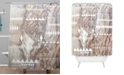 Deny Designs Iveta Abolina January Shower Curtain
