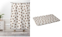 Deny Designs Iveta Abolina Butterscotch Bath Mat