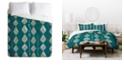 Deny Designs Iveta Abolina Morocco On My Mind Twin Duvet Set