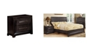 Furniture of America Prather 2-drawer Nightstand