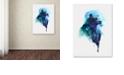 """Trademark Global Robert Farkas 'Best Friends Forever' Canvas Art, 14"""" x 19"""""""