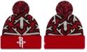 New Era Houston Rockets Glowflake Cuff Knit Hat