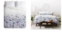 Deny Designs Iveta Abolina Purple Fields King Duvet Set
