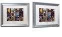"Trademark Global Color Bakery 'On The Hunt I' Matted Framed Art, 16"" x 20"""