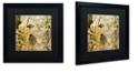 """Trademark Global Color Bakery 'Vino Italiano Iv' Matted Framed Art, 16"""" x 16"""""""