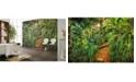 Brewster Home Fashions Jungle Trail Wall Mural