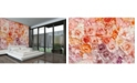 Brewster Home Fashions Posy Wall Mural