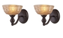 ELK Lighting Norwich 1-Light Sconce in Oiled Bronze