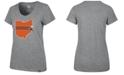 '47 Brand Women's Cleveland Browns Regional Club Scoop T-Shirt