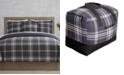 EnVogue CLOSEOUT! Danbury Gaines 4-Pc. 100% Cotton Comforter Set