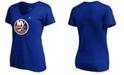 Majestic Women's New York Islanders Primary Logo T-Shirt