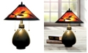 Dale Tiffany Fall Leaves Mica Table Lamp