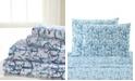 Universal Home Fashions Anchors King Sheet Set