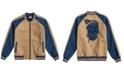Epic Threads Big Boys Skull Bomber Jacket, Created for Macy's