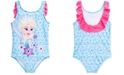 Dreamwave Toddler Girls 1-Pc. Frozen Graphic Swimsuit
