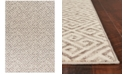 """Kas CLOSEOUT! Reflections Greek Key 7433 Taupe 2'7"""" x 4'11"""" Area Rug"""