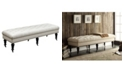 Linon Home Decor Isabelle Bench