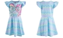 My Little Pony Little Girls Printed Dress