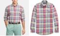 Polo Ralph Lauren Men's Classic-Fit Madras Shirt
