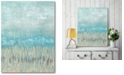 """Courtside Market Blue Horizons Gallery-Wrapped Canvas Wall Art - 16"""" x 20"""""""