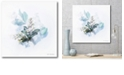 """Courtside Market Plants on Ice Gallery-Wrapped Canvas Wall Art - 20"""" x 20"""""""