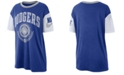 Nike Women's Los Angeles Dodgers Retro Boycut T-Shirt