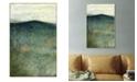 "Melissa Van Hise Into the Valley I Framed Canvas Wall Art - 23"" x 36"" x 2"""