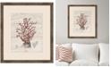 "Melissa Van Hise Gorgone Ancien IV Framed Giclee Wall Art - 27"" x 31"" x 2"""