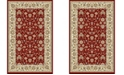 Safavieh Lyndhurst Red and Ivory 10' x 14' Area Rug