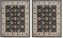Safavieh Lyndhurst Navy and Creme 8' x 10' Area Rug