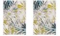 Safavieh Skyler Gray and Green 6' x 9' Area Rug