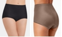 Vanity Fair Smoothing Comfort with Lace Brief Underwear 13262, also available in extended sizes