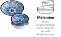 Certified International Talavera 5-Pc. Melamine Salad and Serving Set