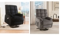 Acme Furniture Ipompea Recliner with Power Lift & Massage