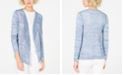 INC International Concepts I.N.C. Pointelle Cardigan, Created for Macy's