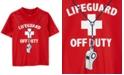 Carter's Toddler Boys Lifeguard Graphic Rash Guard