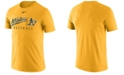 Nike Men's Oakland Athletics Dri-Fit Practice T-Shirt