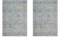 Safavieh Windsor Spa and Fuchsia 8' x 10' Area Rug