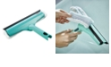 Household Essentials Leifheit Click System Squeegee Window Washer Head Attachment