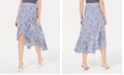 Maison Jules Ruffled High-Low Maxi Skirt, Created for Macy's