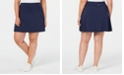 Ideology Plus Size Skort, Created for Macy's