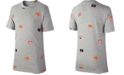 Nike Big Boys Shoebox-Print Cotton T-Shirt