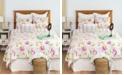 C&F Home Liliann Twin 2 Piece Quilt Set