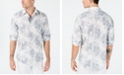 INC International Concepts I.N.C. Men's Abstract Floral Shirt, Created for Macy's