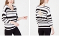 INC International Concepts INC Star-Back Sweater, Created for Macy's