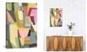 "iCanvas ""Paris"" By Kim Parker Gallery-Wrapped Canvas Print - 26"" x 18"" x 0.75"""