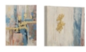 StyleCraft Modern Soft Strokes Contemporary Canvas