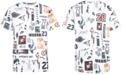 Jordan Big Boys Printed T-Shirt