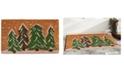 """Home & More Winter Wonderland 17"""" x 29"""" Coir/Vinyl Doormat"""