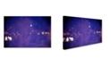 "Trademark Global Robert K Jones 'OWV-Remembering Home Print' Canvas Art - 24"" x 16"" x 2"""